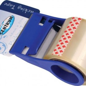 PACKING TAPE 48MMX20M WITH DISPENSER