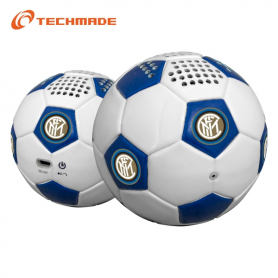 TECHMADE FOOTBALL SPEAKER UFFIC INTER