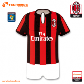 TECHMADE MOUSE T-SHIRT UFF. AC MILAN