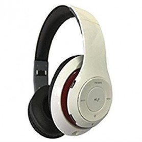 FREESTYLE HEADSET BLUETOOTH WHITE/WHITE