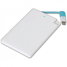 POWER BANK 2000 MHA WHITE CREDIT CARD