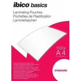 IBICO BASIC POUCH A4 100PZ
