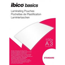 IBICO BASIC POUCH A3 100PZ