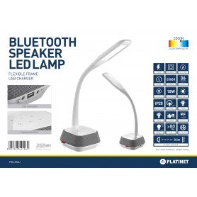 DESK LAMP 18W WIRH BLUETOOTH