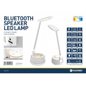 PLATINET DESK LAMP BLUETOOTH