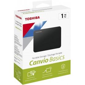"HARD DISK 2,5"" 1TB USB3.0 TOSHIBA CANVIO"