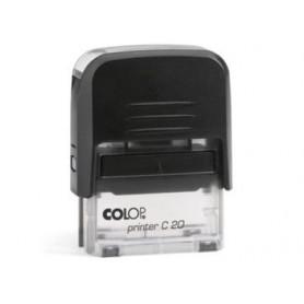 COLOP PRINTER C 20 BASE TRASP. 129575
