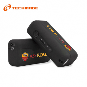 TECHMADE POWERBANK 2600MAH NERO AS ROMA