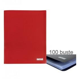 PORTA LISTINI MEMOTAK BASIC 100 BUSTE RO