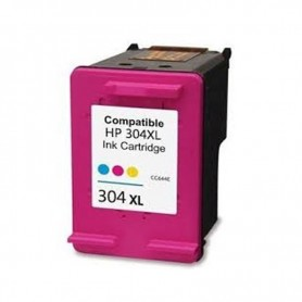 HP 304 XL COLORE COMPATIBILE NEW CHIP