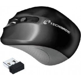 TECHMADE MOUSE WIRELESS TM-XJ30-BK