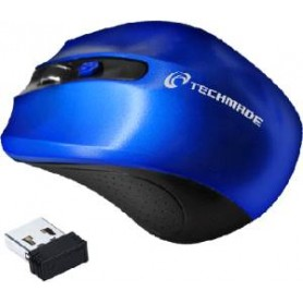TECHMADE MOUSE WIRELESS TM-XJ30-BLU