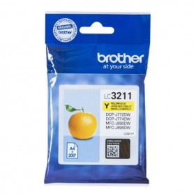 BROTHER LC-3211 YE  PER DCP J772DW