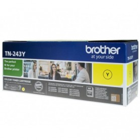 BROTHER TN-243 YELLOW