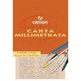 BLOCCHI MILLIMETRICI CANSON297X420 10FF