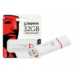 KINGSTON PENDRIVE 32GB G4 USB 3.0 BIANCO