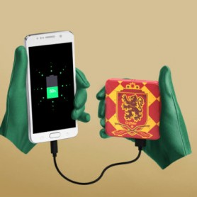 POWER BANK DECK 4000MAH GRYFFINDOR