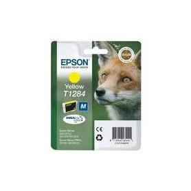 EPSON INKJET SX125 YELLOW T1284