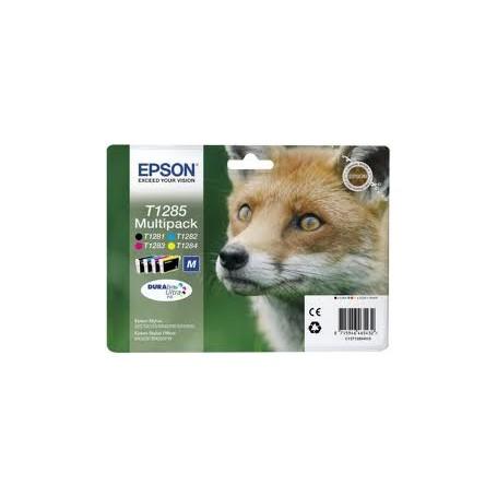 EPSON INKJET SX125 4 COLORI KIT