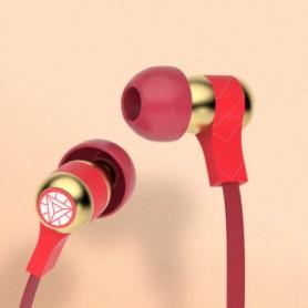 EARPHONES SWING WD MAR IRON MAN