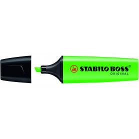 STABILO BOSS GREEN