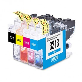 BROTHER LC 3213 CYANO COMP