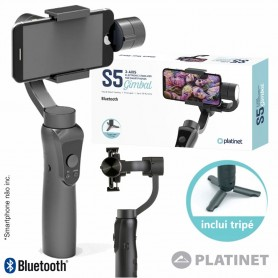 S5 ELECTRONIC STABILIZER FOR SMARTPHONE