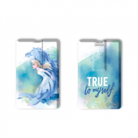 PENDRIVE CARD FROZEN 004 32GB TRUE