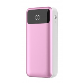 PLATINET POWER BANK 10000MAH PINK+MIC US