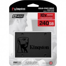 KINGSTON HDD SSD2.5''240GB A400 SA400S37