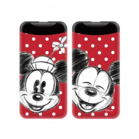 POWER BANK 6000MAH MICKEY I MINNIE 001