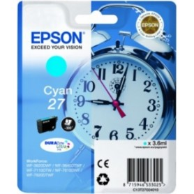 EPSON T2702 INK JET CY 3.6ML 300PG