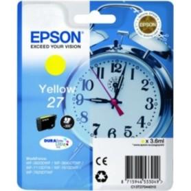 EPSON T2704 INK JET YE 3.6ML 300PG