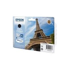 EPSON T7021 WP4000/4500 BK XL