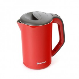 PLATINET ELECTRIC KETTLE RED