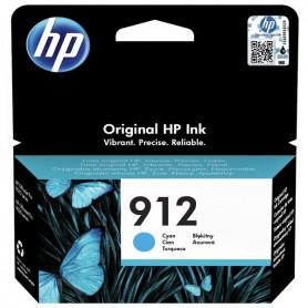 HP 912 OJ 8012/8025 INK CIANO