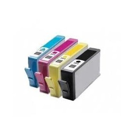 HP INK JET 364 BK XL WITH CHIP COM