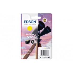 EPSON 502 GIALLO EX-XP5100/05 WF2865DWF