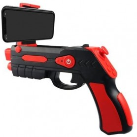 OM REMOTE AUGMENTED REALITY GUN BK/RED
