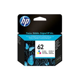 HP 62 COLORE INK CARTRIDGE