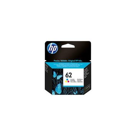 HP 62 COLORE INK CARTRIDGE