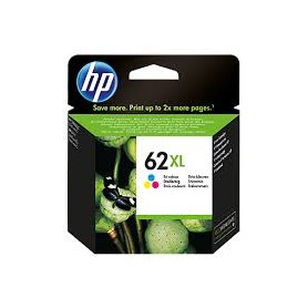 HP 62XL COLOR INK CARTRIDGE