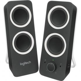 LOGITECH SPEAKER 2.0 Z200 10WATT NERO