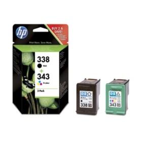 HP SD449EE HP 338+343 MULTI PACK