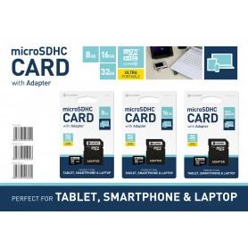 MICROSDHC SECUREDIGITAL+ADAP SD32GB 10CL