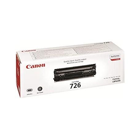 CANON 726 TONER NERO