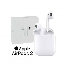 APPLE AIRPODS CON CUSTODIA DI RICARICA