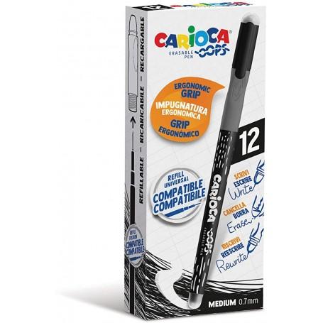 PENNE CARIOCA OOPS 43039 NERO 12 PZ