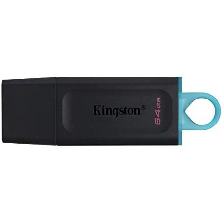 KINGSTON PENDRIVE 64GB USB 3.2 NERO