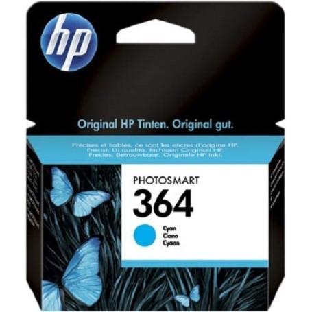 HP CB318EE 5380-6380 CYANO HP364